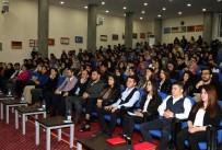 GENÇ GİRİŞİMCİLER - ERÜ'de 'Geleceğine Yön Ver' Konulu Konferans Düzenlendi