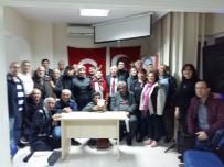 KUBAT - Eskişehirli Ozanlar ''Dünya Kadınlar Günü'Nü Türkülerle, Şiirlerle Kutladı