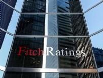 EKONOMİK BÜYÜME - Fitch'ten Türkiye değerlendirmesi