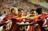 SERDAR ÖZKAN - Galatasaray 90+6'Da Kazandı