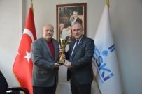 ŞAFAK BAŞA - Genel Müdür Başa'ya 'Başarı' Ödülü
