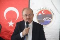SEBAHATTİN ÖZTÜRK - İçişleri Bakan Yardımcısı Öztürk Açıklaması 'Halkımızın Hür İradesinin Sandığa Yansımasını İsteriz'