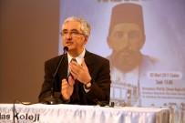 PADIŞAH - İhlas Koleji'nde II.Abdülhamid Han Konferansı Yapıldı
