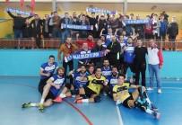 İlk Şampiyonluk Milas Belediyespor'dan Geldi