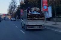 SKANDAL - İstanbul Trafiğinde Tehlikeli Yolculuk