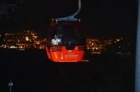 PERİYODİK BAKIM - İzmir'in Teleferiği 1 Nisan'a Kadar Kapalı