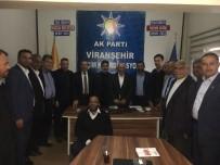 ERTUĞRUL ÇALIŞKAN - Karaman Belediye Başkanı Ertuğrul Çalışkan, Viranşehir'de