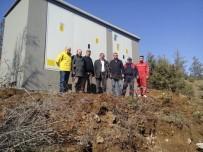PİKNİK ALANLARI - Karşıyaka Tabiat Parkında Üstyapı Çalışmalarına Başlanıyor