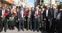 HILMI DÜLGER - Kilis'te AK Parti'den 'Evet' Yürüyüşü