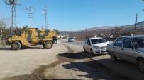 ZIRHLI ARAÇLAR - Kilis'te Denetimler Sıklaştırıldı