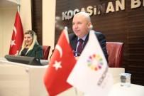 MEHMET ÖZHASEKI - Kocasinan Belediye Meclisi Mart Ayı Toplantısını Gerçekleştirdi