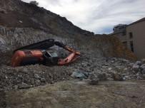 İŞ KAZASI - Kuşadası'nda İş Kazası 1 Yaralı