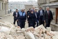 YIKIM ÇALIŞMALARI - Meram'da Kentsel Dönüşüm Çalışmaları