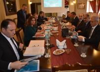 TAM GÜN - Mersin'de İlçe Milli Eğitim Müdürleri Toplantısı