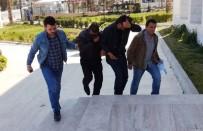 Milas'ta Suçüstü Yakalanan Mazot Hırsızları Tutuklandı
