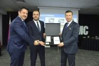 ALSANCAK - MÜSİAD Lojistik Sektörü, İzmir'de İncelemelerde Bulundu