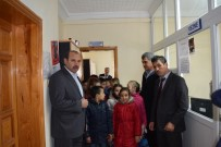ABDULLAH ÇELIK - Öğrencilerden Vergi Haftası Ziyareti