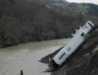 PANAMA - Tarım işçilerini taşıyan otobüs nehre düştü: 18 ölü, 37 yaralı