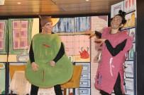 KÜRESEL ISINMA - Samsun'da İlkokul Çocuklarına Anlamlı Tiyatro