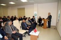 MUSTAFA ARSLAN - Şanlıurfa Teknokentte Rekabetçi Sektörler Toplantısı