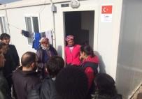 18 MART ÜNIVERSITESI - Selçuk'un Gönüllü Öğrencilerinden Ayvacık'a Manevi Destek