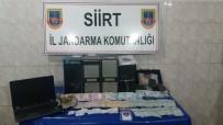 İNTERNET KAFE - Siirt'te Kumar Oynatanlara Yönelik Baskın