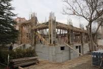 YıLDıRıM BEYAZıT - Sırasöğüler Cami İnşaatı Devam Ediyor