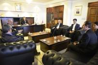 İMAM HATİP OKULLARI - Solmaz'dan Özer'e Ziyaret