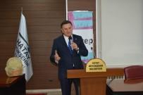 LÜTFÜ SAVAŞ - STEP Tanıtım Toplantısı