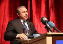 ÖĞRENCİ KONSEYİ - TBMM Anayasa Komisyonu Başkanı Şentop Açıklaması 'Başkanlık Sistemi 50 Yıllık Bir Tartışma'