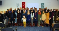 ZEMZEM - TDED Erzurum Şubesi, İlk Olağan Genel Kurulunu Yaptı