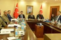 TUNCELİ VALİSİ - Tunceli'de Seçim Güvenliği Toplantısı Yapıldı