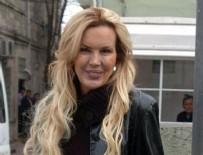 ALSANCAK - Ünlü sanatçı Harika Avcı İzmir'de gözaltına alındı