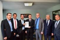 ÜMİT HÜSEYİN GÜNEY - Ünye Belediyesi 18 Milyonluk Vergi Borcunu Kapattı