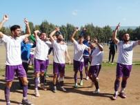 İBRAHIM KARAYIĞIT - Yeni Milasspor, Muğla Üniversitesi'nden 3 Puan Aldı