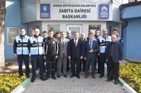 ANDROİD - Zabıtadan Yaka Kameralı Şeffaf Denetim