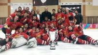 Zeytinburnu'nun Buz Adamları 3'Üncü Kez Şampiyon Oldu