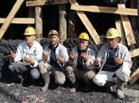 İŞÇİ GÜVENLİĞİ - 1983'Teki Grizu Patlamasında Ölen 103 Madenci Anıldı