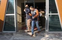 RUHSATSIZ SİLAH - 200 Bin TL'lik Akaryakıt Çalan 4 Kişi Yakalandı