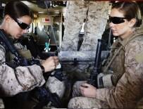 GENERAL - ABD Ordusu'ndan yüzlerce kadın askerin çıplak fotoğrafları internette!