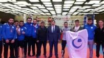 MUSTAFA TALHA GÖNÜLLÜ - Adıyaman Üniversitesi Kick Boks Takımı Türkiye İkincisi Oldu