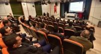 BÜLENT TEKBıYıKOĞLU - Ahlat'ta SODES Bilgilendirme Toplantısı