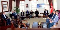 AHMET ÖZDEMIR - AK Parti Konya İl Başkanlığı Referandum Çalışmalarına Başladı