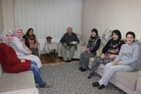 KıRKA - AK Partili Kadınlardan Hasta Ziyareti