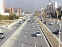 ANKARA VALİLİĞİ - Ankara'da bugün bu yollara dikkat!