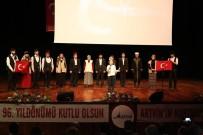 Artvin'in Düşman İşgalinden Kurtuluşunun 96. Yıldönümü Kutlamaları