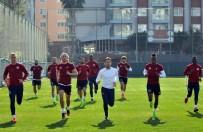 CENGIZ AYDOĞAN - Aytemiz Alanyaspor'da Fenerbahçe Maçı Hazırlıkları Sürüyor