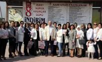BİZ DE VARIZ - AYTO Üyesi 50 İş Kadınından Hemcinslerine 8 Mart İndirim Kampanyası