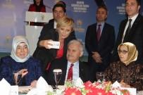 SEMİHA YILDIRIM - Binali Yıldırım'a kadınlardan destek!