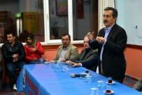 KıRAATHANE - Başkan Ataç Ziyaretlerini Sürdürüyor